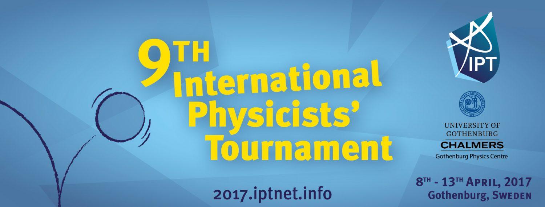 International Physicists' Tournament 2017